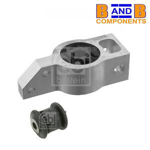 VW PASSAT B6 FRONT WISHBONE CONTROL ARM BUSH BRACKET KIT 1.8 1.9 2.0 TDI  C958