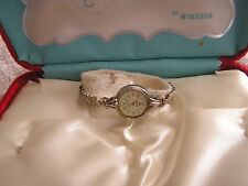 Vintage Princess Windsor  Watch with Original Box