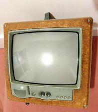SABA M3799 (TX90/TC3000) PHILIPPE STARCK  RARE ANTIQUE TELEVISION WITH REMOTE