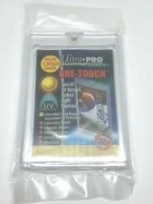1 ULTRA-PRO ONE-TOUCH Magnetic 130PT UV Protected Card Holders as picture in