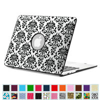 For MacBook Air 13'' A1466 / A1369 Case Leather Coated Hard Protective Cover