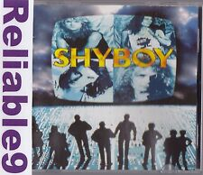 Shyboy - Self titled CD Original picture disc Rare- 1991 Escape - Made in Italy
