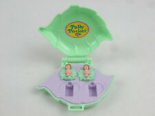 Vintage Polly Pocket Earring Case Missing Heart Earring