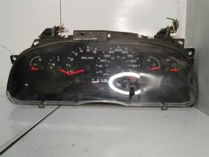 Speedometer Cluster MPH 4 Speed From 12/02/05 Fits 06 FORD E150 VAN 280872