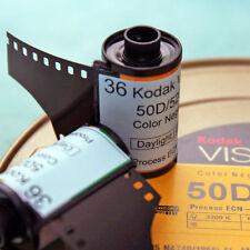 35mm-Kodak Vison3 50D motion picture color negative film, Non-DX coded(*5 rolls)