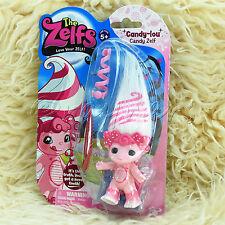 New | The Zelfs | Candy-Lou Candy Zelf Medium Figure |  Series 5 Zelf