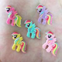 Craft Resin Horses, Butterflies & Ice Creams - Crafts, Scrapbooking, etc