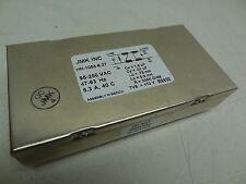 JMK INC. HH-1055-6.3T FILTER 95-250 VAC, 47-63 Hz, 6.3 A, 40 C **NEW** FREE S&H