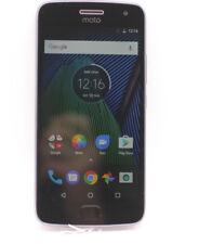 Motorola Moto G5 Plus XT1687 64 GB - Unlocked - US Warranty Only Lunar Gray Used