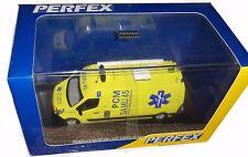 Ambulance RENAULT MASTER 3 L3H2 Long PCM SAMU 45 1/43 PERFEX