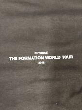 Vintage T Shirt - Beyoncé The Formation World Tour Crew Boss 2016 Gildan Xl