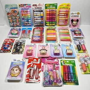New Lip Smacker Lip Balm Set Pack, Your Choice