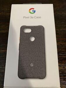 GENUINE Google Case For Pixel 3a GA00791 Fog Fabric FACTORY SEALED!
