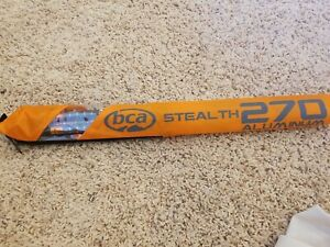BCA Stealth 270cm Avalanche Rescue Snow Safety Backcountry Snowmobile Probe