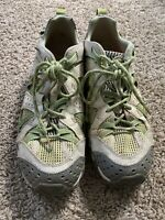 Merrell Continuum Waterpro Maipo Lime Trail Hiking Shoes Vibram Women's Size 9