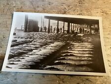 More details for real photo postcard.   the fish market, aberdeen.    ref495
