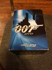 The James Bond Collection 007  Special Edition DVD Box Set 7 Movies