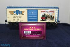 MTH Premier TCA Spring York 2009 40' Box Car O Gauge MIB *