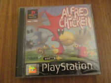 Alfred Chicken / Jeu PS1 / Neuf Sous blister