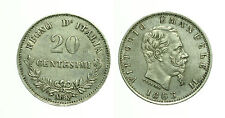 pcc1176_2) Regno Vittorio Emanuele  II cent 50  Valore  1863 MI
