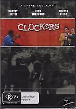 Clockers DVD   B4
