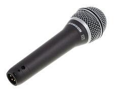 Samson Q7 vocal de Micrófono Mic Super Cardioide Hand Held Gratis Clip Para Micrófono Y Estuche Nuevo