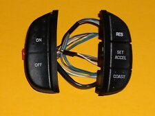 OEM FORD F-150 / EXPEDITION CRUISE CONTROL SWITCH SET (BLUE/GREEN BACKLIGHTING)