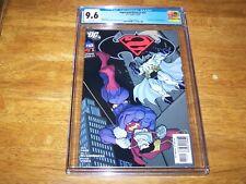 Superman/Batman #22 & #23 CGC 9.6 DC Comics First Batman Beyond in DCU