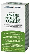 Enzyme Probiotic Complex American Health Products 90 VCaps