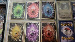 Lot Carte Pokemon FR Energy Holo Ex Émeraude X6