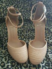"Banana Republic ""Veronica"" Vachetta Heels Pumps Shoes $120 NWOB - Size 10"