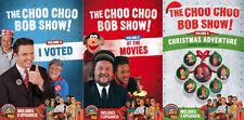The Choo Choo Bob Show!  Volumes 4-6 DVD Bundle!