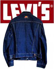 True Vintage LEVI'S Type III 1960s Jean Trucker Jacket USA Made Men's L Not LVC