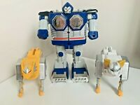 Power Rangers Lost Galaxy Deluxe Megazord 1999 Bandai Zord Figures Toy