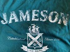 Jameson womens  Green T-shirts Size  Medium  Large