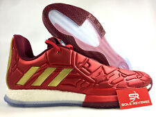 New adidas MARVEL'S IRON MAN | HARDEN VOL 3 EF2397 SHOES Scarlet Red c1