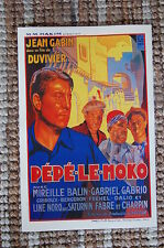 Pepe-Le-Moko #1 Lobby Card Movie Poster