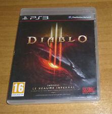 Jeu de role RPG playstation 3 PS3 - Diablo 3
