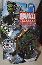 Marvel Universe WORLD WAR HULK # 003  WITH STAND NEW