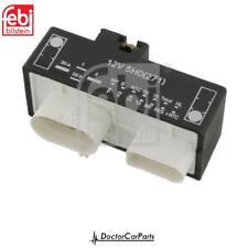 Radiator Fan Castor Control Relay for AUDI S3 1.8 99-03 8L APY BAM w/ac Febi