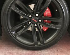 "Chevrolet Camaro RS Center Cap Vinyl Decal Stickers 2.5"""