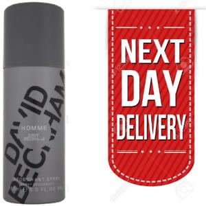 BEST David Beckham Homme Deodorant Body Spray 150 Ml From The House O Christman