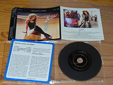 JENNIFER LOPEZ - I'M GLAD / 1 TRACK MAXI-CD 2003 MINT- & INFO-FACTS