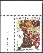 Wallis & Futuna 2006 Haka Mai/Festivals/Dancing/Music/Art/Animation 1v (n42875)