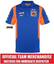 Red Bull KTM Tech3 MotoGP Racing Official Team Polo Shirt - Genuine NEW