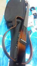 Yamaha Silent Guitar Steel String Model SLG200S Nylon String Model SLG200N