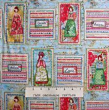 Inspirational Fabric - Belle's Dream Hope Create Portraits - StudioE YARD