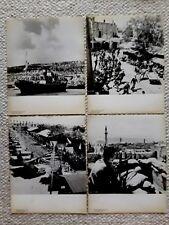 4 Rare Otto Preminger Presents Exodus Movie Photographs, U/A, Carlyle Alpina S.A