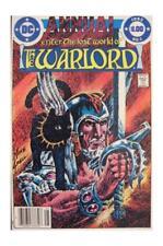 Warlord Annual #1 (1982, DC)