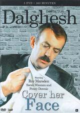 Inspector Dalgliesh : Cover her Face (3 DVD)